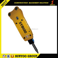 hot sale hydraulic breaker hammer for 4-7ton carrier