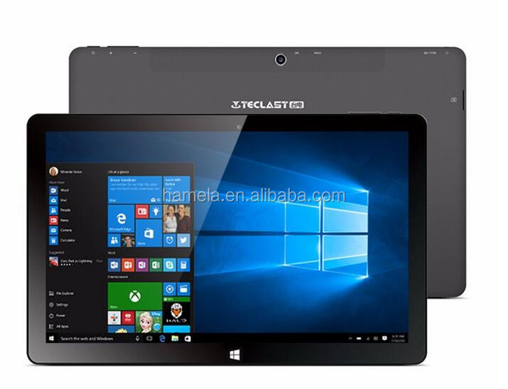 Original 10.1Inch Teclast Tbook10/Tbook 10 Dual OS Windows10+Android5.1 Tablet PC Intel Cherry Z8300 4GB/64GB