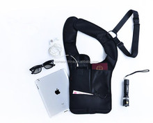 Theftproof Security Bag Underarm Shoulder Armpit Hidden Pouch Bag