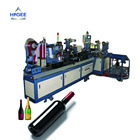 High speed Automatic plastic wine pvc cap making machine for bottle sealing