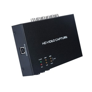 Newest HD Video Capture Game Capture HDMI Capture 1080P Recording with One Click No PC Required-EU
