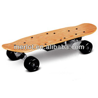 middle size self balance electric powered skateboard
