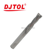 double flutes composite milling cutters for cutting MDF PVC