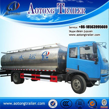 High quality 4x2 12cbm water tanker truck for sale