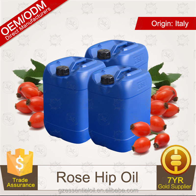 Rosehip Seed Oil And 100% Pure Essential Oil