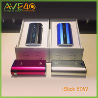 China wholesale best selling products ismoka eleaf istick 50w box mods vv vw mod istick 50w