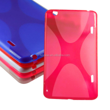 X Design Jelly TPU Back Cover Case for LG Optimus G Pad V500 8.3
