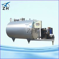 High Quality stainless steel milk tank milk transportation tank for sale