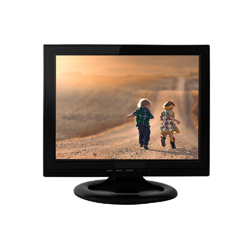 Square Screen <strong>14</strong> inch LCD Monitor with VGA DVI HD