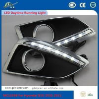 LED Car Decorative Lighting For Hyundai IX35 2010-2013 Easy Installation Original Factory Car