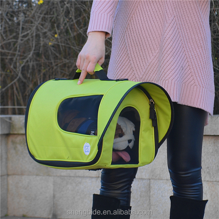 luxury cute dog carrier bag dog sleeping bag