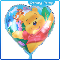 2016 factory sales cheap bear balloons for kids