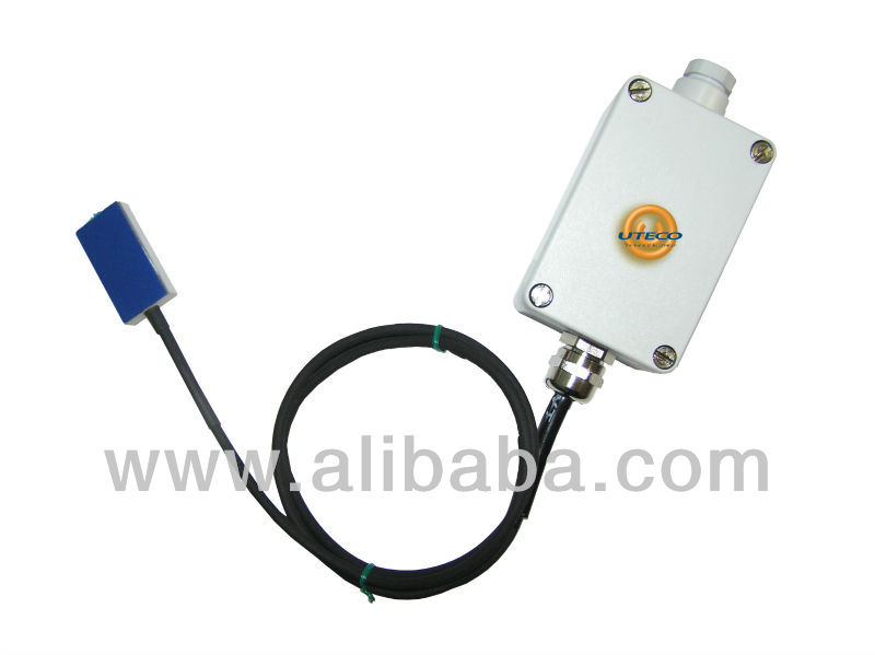 Series SUR UTECO Surface Temperature Sensor is an adhesive foil sensor
