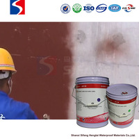 Factory direct sales polyurethane waterproof roof coating