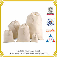 wholesale drawstring canvas laundry bag