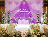 2013 latest New stage pop up backdrop decoration for sweety romance wedding party birthday chrismas