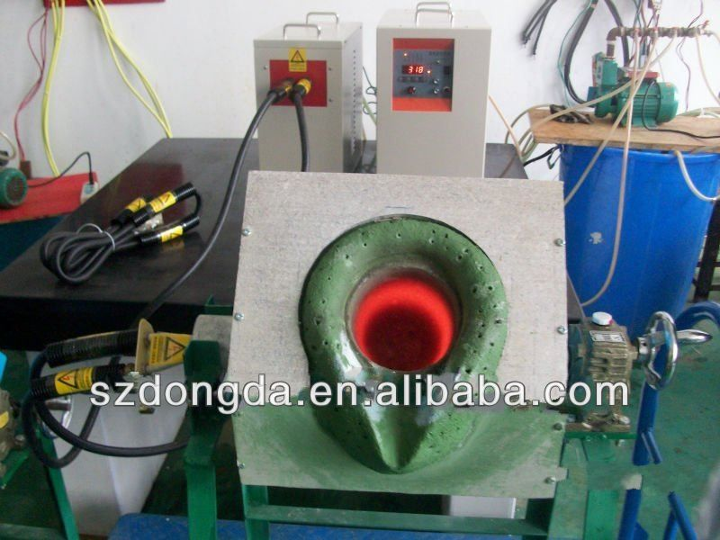 IGBT module Basalt Melting Furnace with Big Manufacturer In China