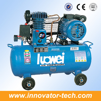 Portable piston air compressor IT670 with CE