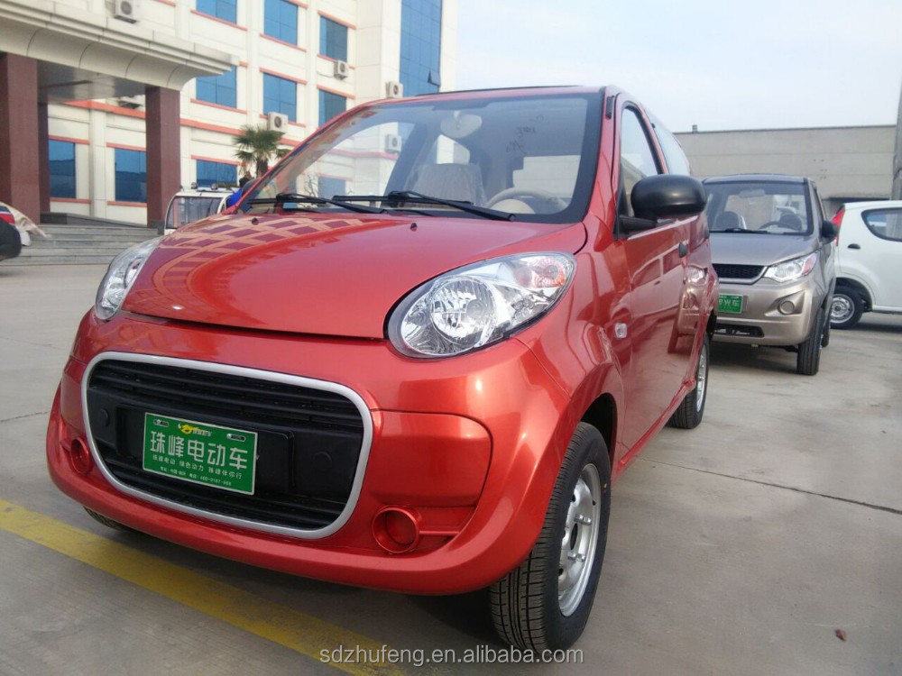 Economical sale of used right hand electric drive van car