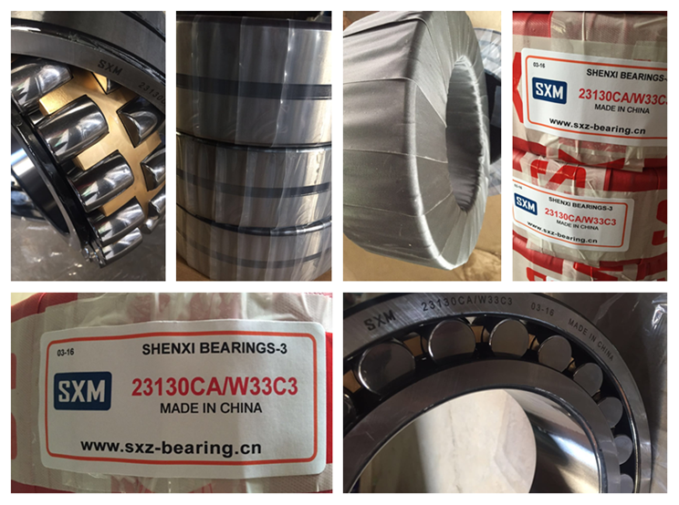 950 * 1250 * 300 mm spherical roller bearings 249/950CA/W33 Automobile industrial machinery spare parts roller bearings