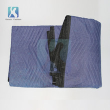 Quilted non Woven Polyester Moving blankets furniture packing pads
