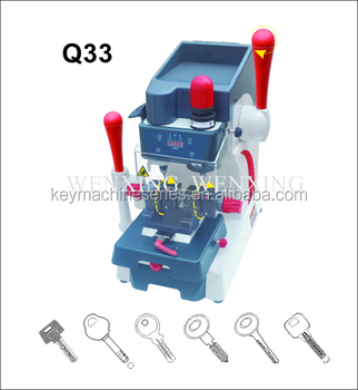 Universal Key Cutting Machine