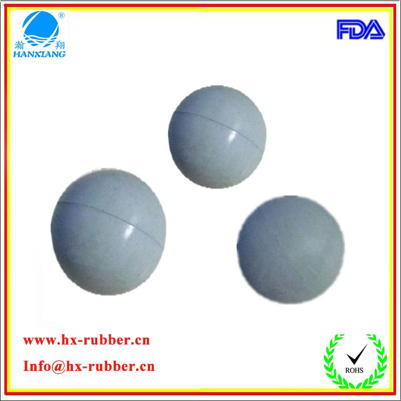 Custom Made Silicone Rubber Ball