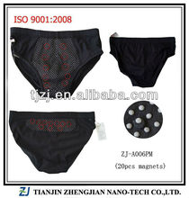 Magnetic therapy soft underwear for men ZJ-A006P
