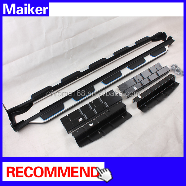 OEM Running board for Audi Q5 09+ side step for Audi Q5 accessories from Maiker Auto
