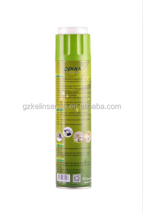 650ml environmental friendly aerosol spray cleaner, air conditioner cleaner