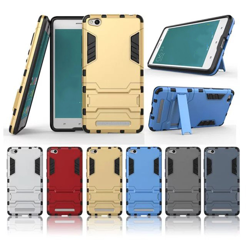 Cheap and fine cover case special 2 in 1 design with pc and support holder for apple phone for samsung