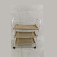 4-Tier Kitchen Trolley Island Cart Utility mini kitchenette