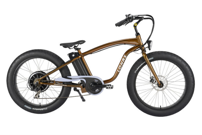 beach cruiser schwinn electric bike