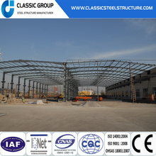 steel space frame structure warehouse