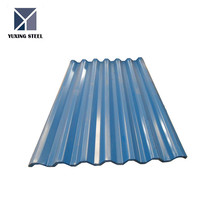 China supplier roofing steel corrugated galvanized iron sheet manufacturer
