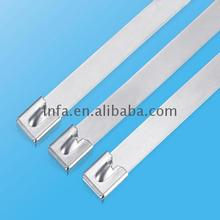 New Brand 2017 Thickness is optional aisi 316 ball type cable tie With Professional Technical Support