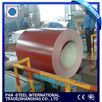 Pan-steel DC01+ZE Color Coated Steel Coil Discount