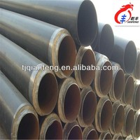 high destiny PU form heat insulation preservation steel pipes