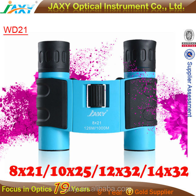 Chinese supplier jaxi Roof prism cheap promotional comet binoculars
