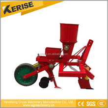 Walking tractor mounted corn precision seeder/seed drill machine for sale