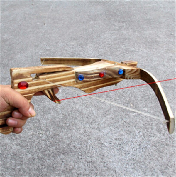 how to make a toy crossbow