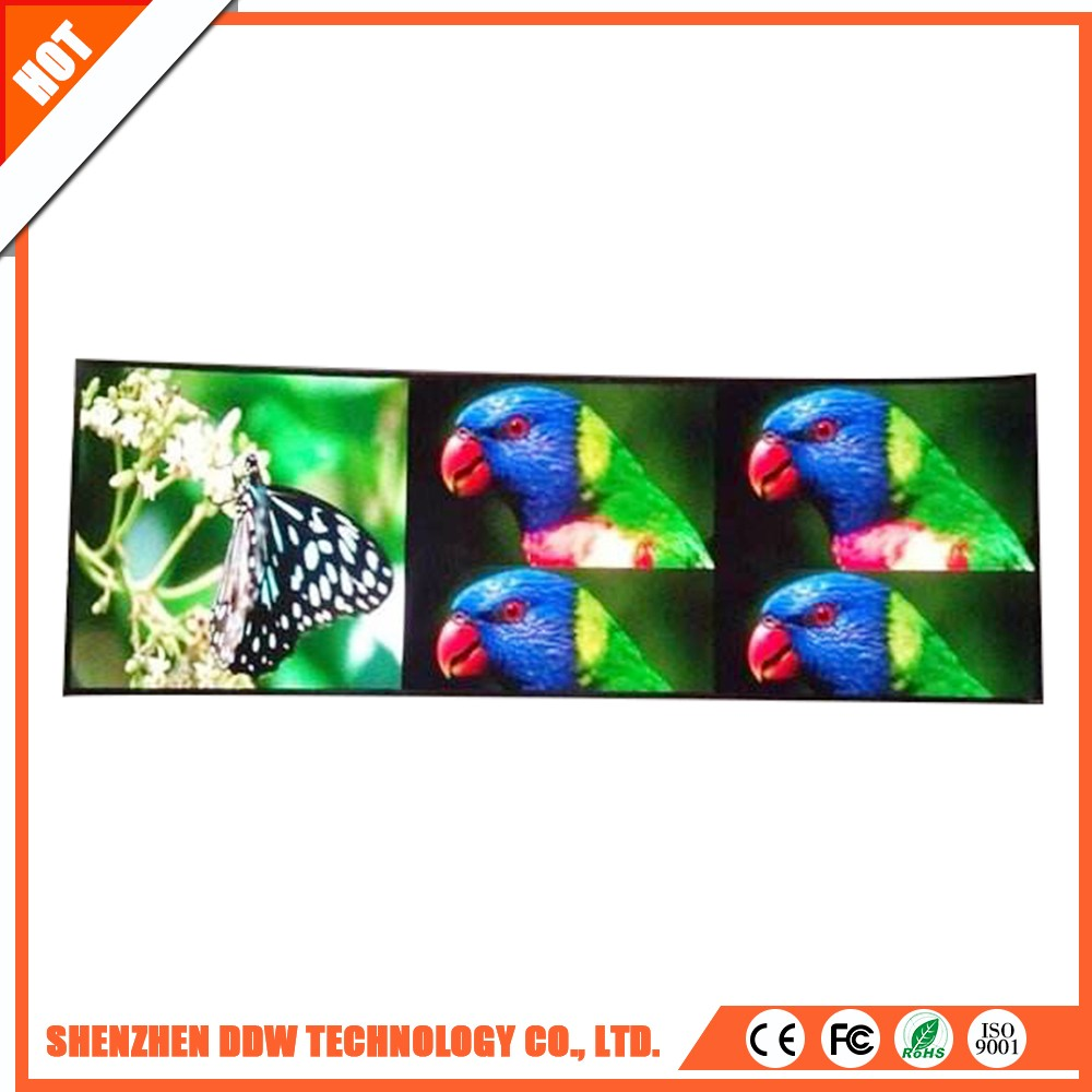 Hot sale top quality P2/P3/P4/P6/P8/P10 video wall cabinet display transparent led screen