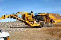 Best price top sale mobile jaw crusher station for sale