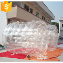 inflatable used water walking rollers