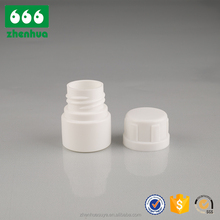 Hot-Selling high quality low price brown medicine bottle pop top vials hinged medical plastic snap cap pill bottles