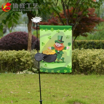 Good Quality Water Proof Eco-Friendly Nylon Garden Flag