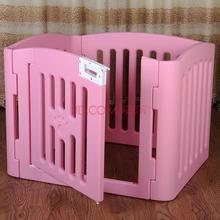 Dog Cages & Pet Cages with Wood Plastic and Metal