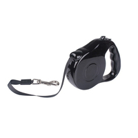 Strong Dog Automatic Retractable Leashes Pet Leash For 2 Dogs
