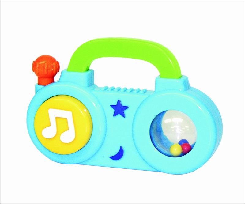Magic radio toys with music for kids