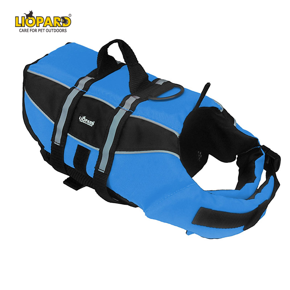 Dog life jacket, swimming jacket for dog, floating jacket for <strong>pets</strong>, 6 sizes available